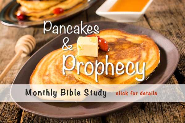 Pancakes & Prophecy
