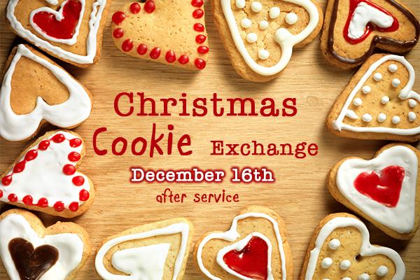 Christmas Cookie Exchange
