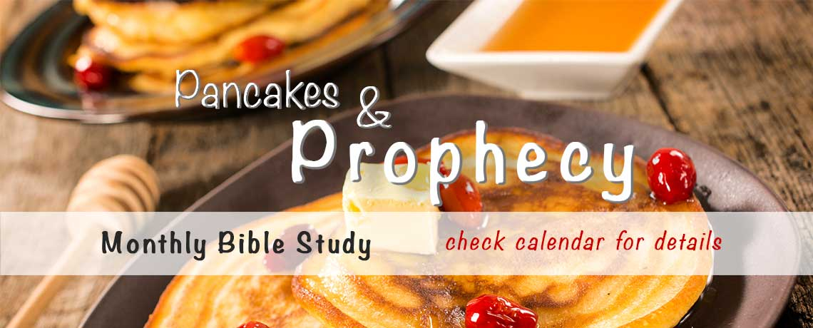 Pancakes & Prophecy